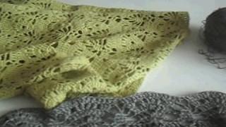 Обзор вязаного топа.   browse knitted top