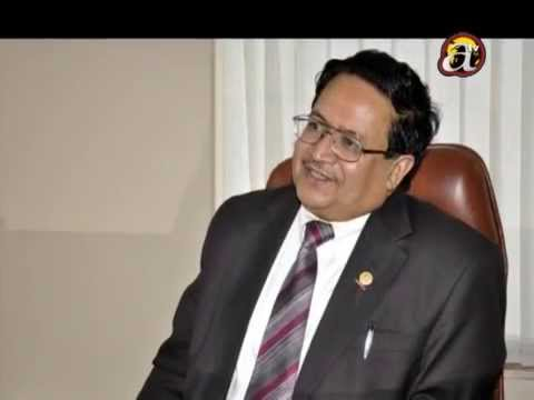 Citizen Bank's Pres.Pradeep J.Pandey illegal at the authority