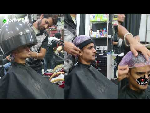 Haircut video in ashstyle at rockstar salon & spa