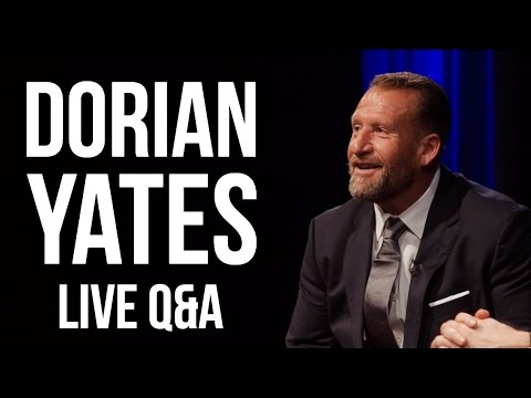 DORIAN YATES Q&A at BAFTA - Inside The Shadow World Premiere | London Real