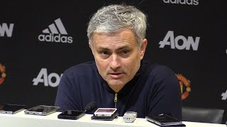 Manchester United 1-1 Liverpool - Jose Mourinho Full Post Match Press Conference