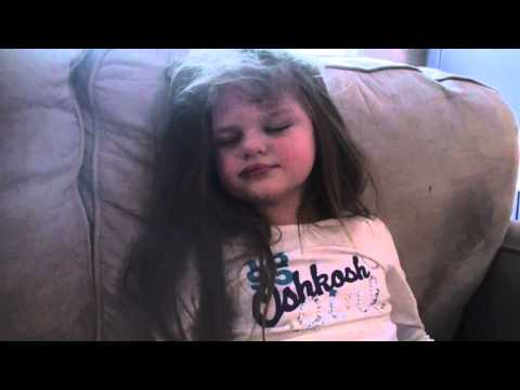 Pt 1 of 3- Watch her Recover from a Meltdown before your Eyes. Severe Autism.