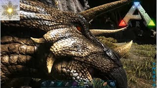 ARK: Survival Evolved - 03 - Zähmungen - [ Twitch German Deutsch]