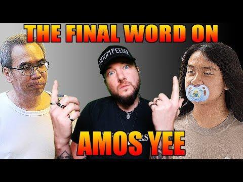 The Final Word on Amos Yee