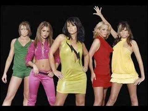 Girls Aloud Chemistry Tour