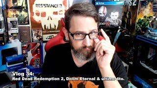 Vlog 34: Red Dead Redemption 2, Doom Eternal & último 4to.