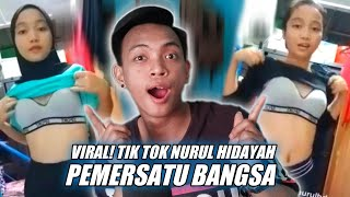 Download lagu VIRAL HANGAT!! TIK TOK NURUL HIDAYAH - TIK TOK PEMERSATU BANGSA
