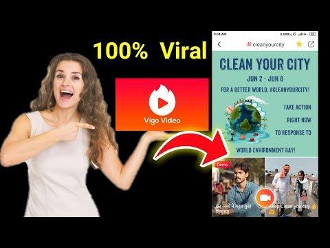 Vigo Video का सबसे वायरल होने वाला चैलेंज By Ravi Tech Tube