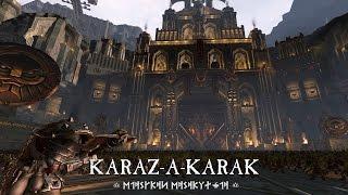 Karaz-a-Karak Lore Accurate Siege Map!