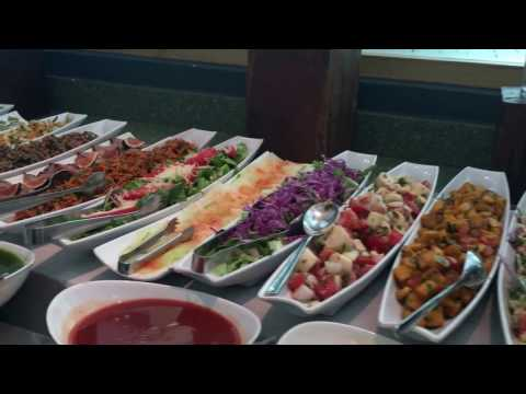 Live Aqua Cancun All Inclusive, The Buffet Style Restaurant Siete