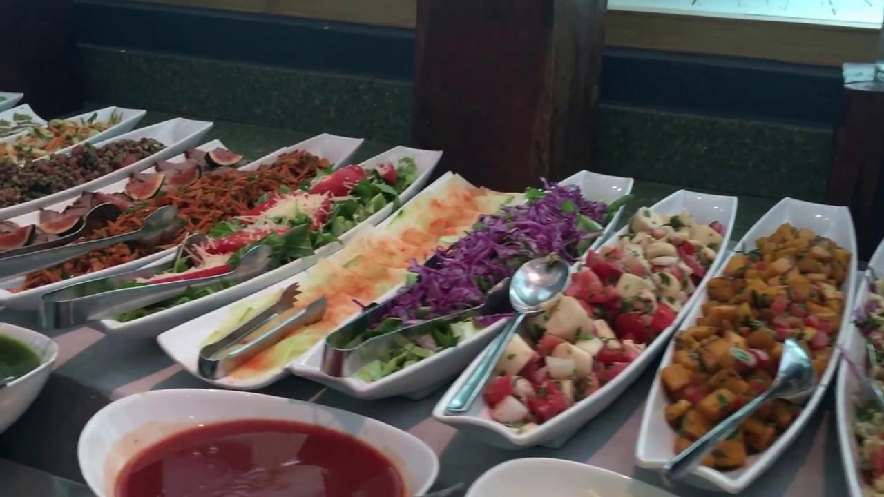 Live Aqua Cancun All Inclusive The Buffet Style Restaurant Siete