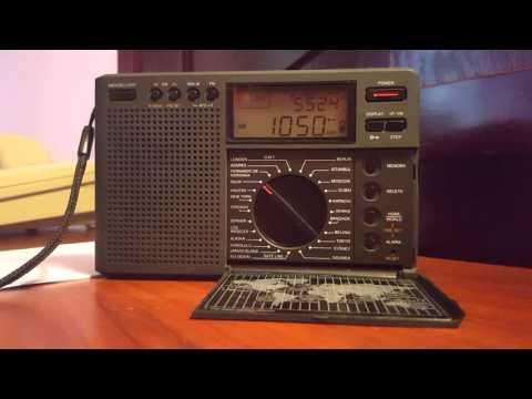 RADIO URUGUAY - AM 1050 - Montevideo - Uruguay
