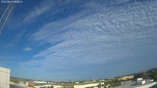 Cloud Camera 2018-08-15: Embry Riddle Aeronautical University