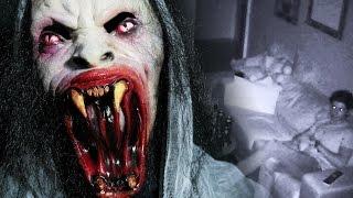 Paranormal Demon Scare Prank