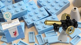 LEGO HAUL #129 - LEGO Call of Duty Zombies Perk Machine Parts! LEGO WW1 Anti Aircraft Gun