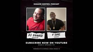 "C Bane Talks Latest Project ""Decisions"", 50 Cent, DJ Swift 