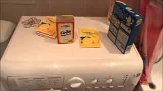 видео Как почистить стиральную машину в домашних условиях