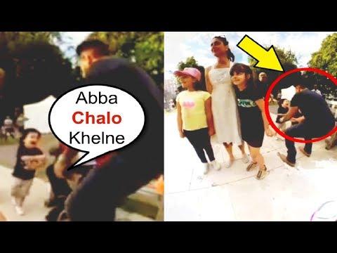 Taimur Ali Khan Runs Towards Saif While Kareena Kapoor Clicking Photos With Fans | CUTE VIDEO Mp3