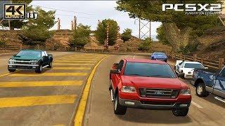 Ford vs. Chevy - PS2 Gameplay UHD 4k 2160p (PCSX2)