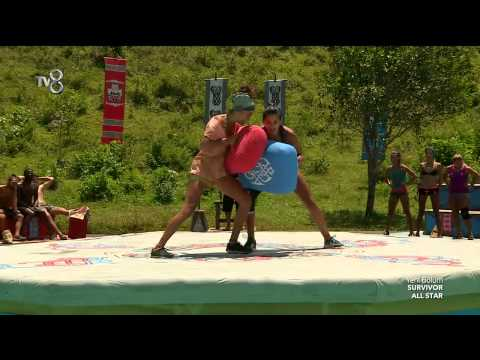 Survivor All Star - Ödül Oyunu 1.Bölüm (6.Sezon 29.Bölüm)