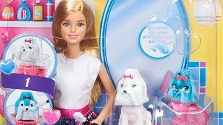 Barbie Color Me Cute Doll / Barbie Magiczna Transformacja z Psem - MegaDyskont.pl