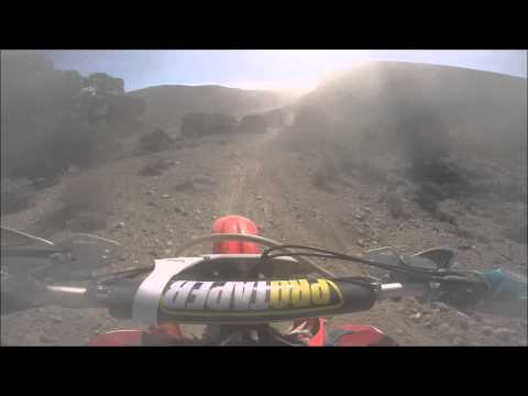 National Youth Hare and Hound Round 7 Lap 2 in Caliente, Nevada with Rusty Rinehart 2014
