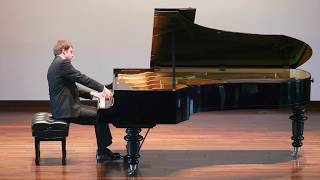 Emanuel Rimoldi plays Schumann's Phantasy C-Dur  Op.17
