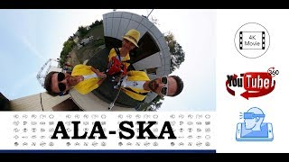 Ala-ska Cover Band Липецк видео 360 градусов