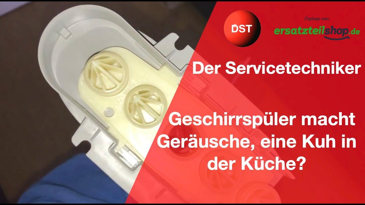 Gorenje Kühlschrank Geräusche : Geräusche der spülmaschine eine kuh in der küche youtube