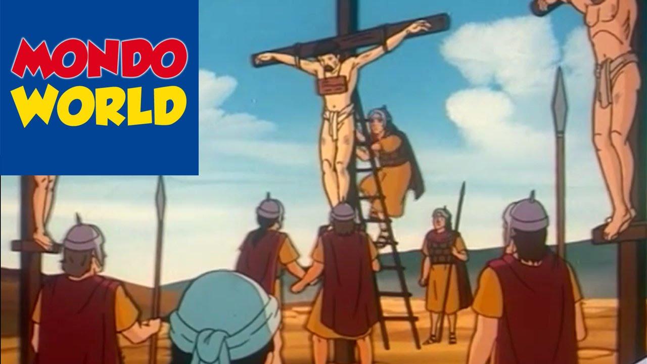 LA MORT DE JÉSUS - Jésus: Un Royaume Sans Frontières saison 1 ép. 23 - VF