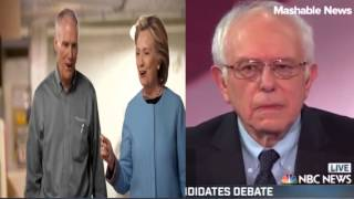 Gives You Hell: Bernie Sanders AAR Parody
