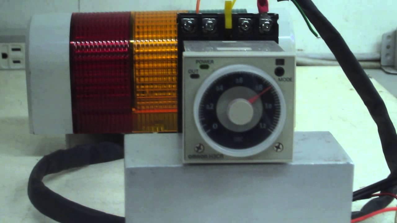 Omron H3cr-a8 Solid-state Timer  U52d5 U4f5c U78ba U8a8d