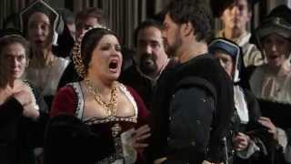 Anna Bolena: Act I Finale -- Anna Netrebko (Met Opera)