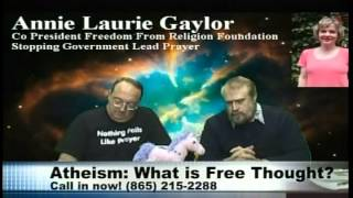 Freedom From Religion Foundation Co-President Interviewed on Freethought Forum