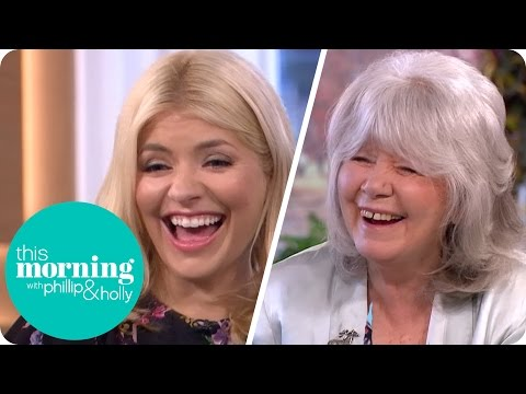 Jilly Cooper Used to Be Invited to Some Rather Naughty Parties! | This Morning