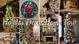 MY HOME FOR THE HOLIDAYS | Christmas Decor Home Tour