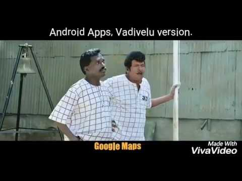 Google Maps - Vadivelu Version!!
