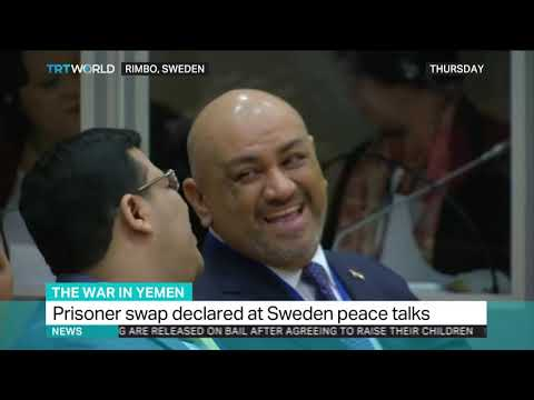 Yemen peace talks enter second day in Sweden