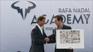 Rafael Nadal Inaugurates Tennis Academy In Spanish Hometown