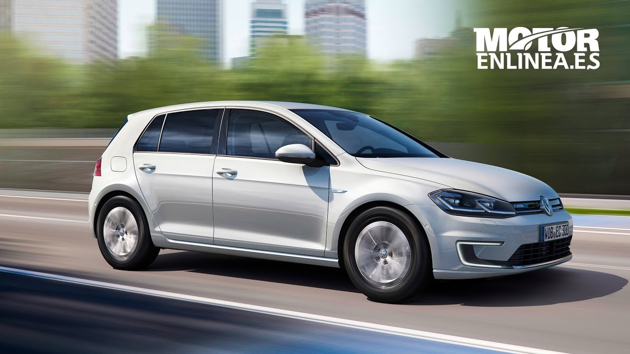 Volkswagen E Golf 2017 Imágenes Dinámicas