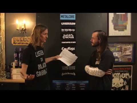 METALCORE bands debate with Liam from Cancer Bats | LOCK HORNS episode thumbnail