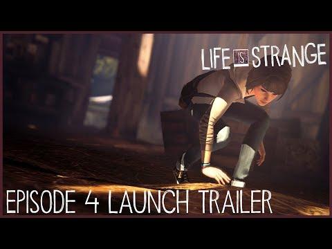 Life is Strange Episode 4 Launch Trailer (ESRB)