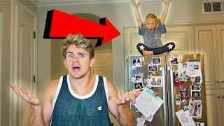 Download 6 Year Old Hide N Seek BEST Hiding Spots Ever!!! Mp3 and Videos