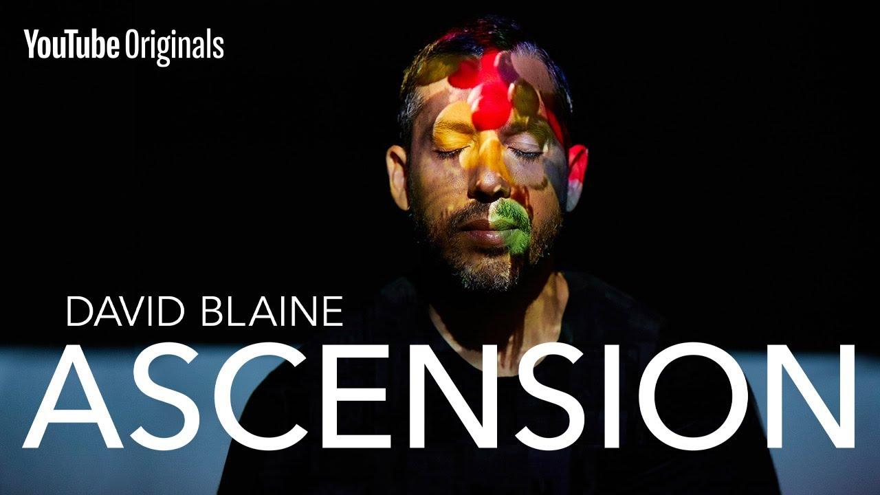 David Blaine Ascension | Livestream Highlights