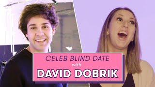 David Dobrik39s Blind Date With a Superfan  Celeb Blind Date