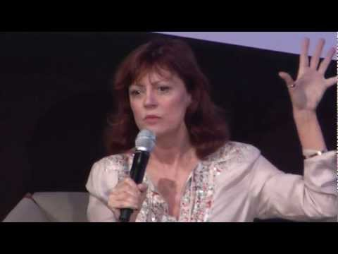 Susan Sarandon: One on One with Michael Moore - 2012 Traverse City Film Festival Panel Discussion