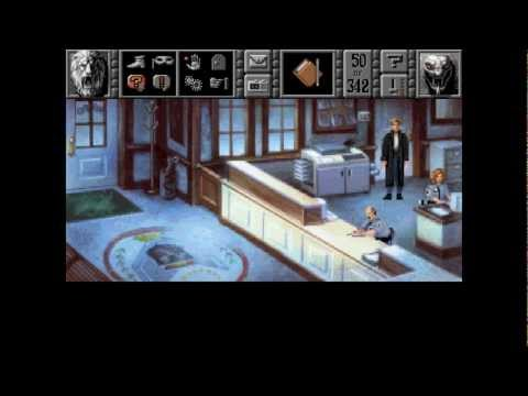 Let's Play Gabriel Knight (Blind) Part 6- Most Suspicious Photocopier Ever