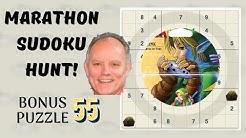 This Sudoku Hunt is a Marathon!