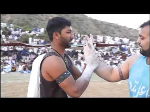 Bini - Raja Irfan Zafar vs Pehlwan Omar    - Dulhar Shahab Mela 2017
