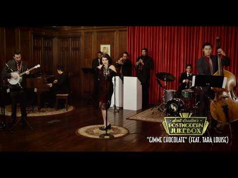 Gimme Chocolate - Babymetal (1920s Jazz Cover) ft. Tara Louise